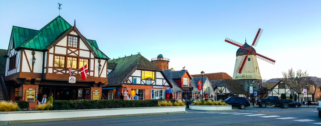 Downtown Solvang Hotels